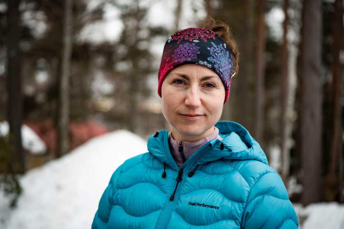 Annika Ersson, biträdande smittskyddsläkare i Region Jämtland Härjedalen.