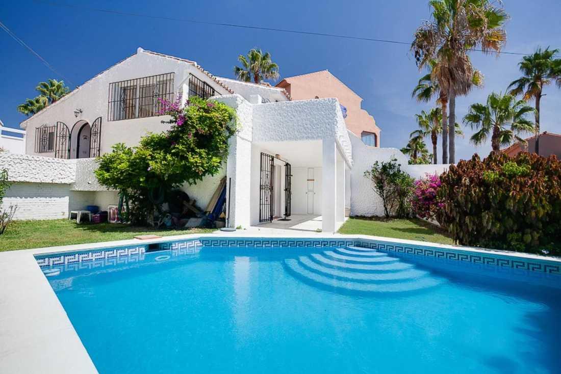 Linda Bengtzings hus utanför spanska Marbella.