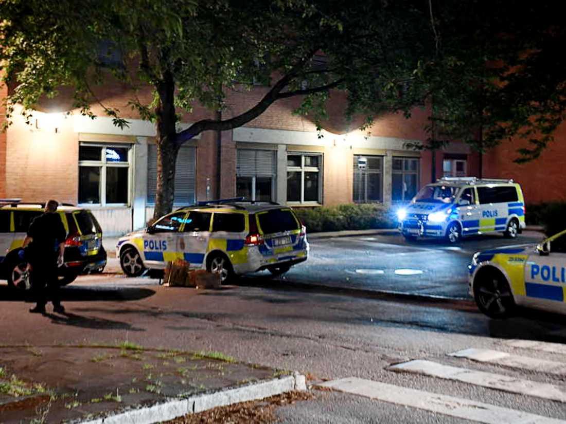 Fältsjukhuset i gång trots kritik | Aftonbladet