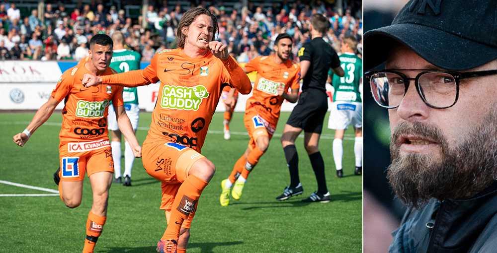 Varbergs Bois Utgor Ett Hot Mot Alla I Superettan Aftonbladet