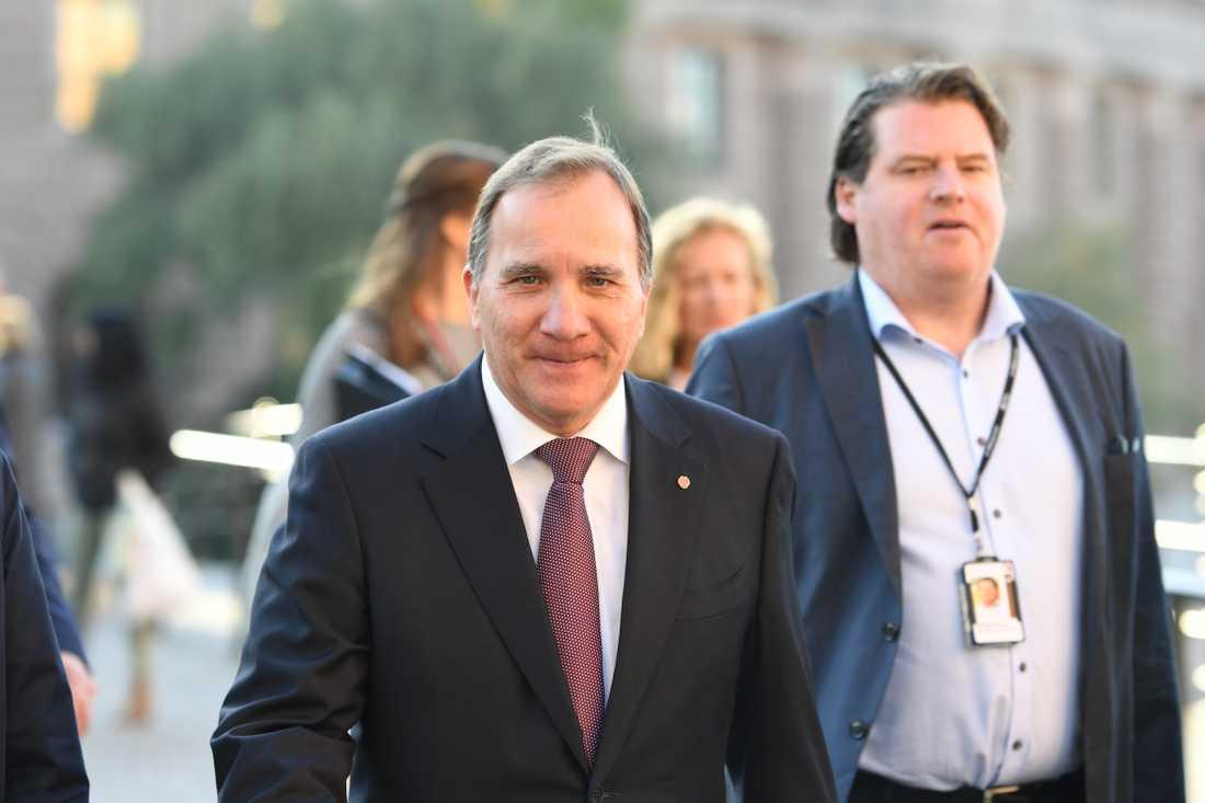 Stefan Löfven (s)