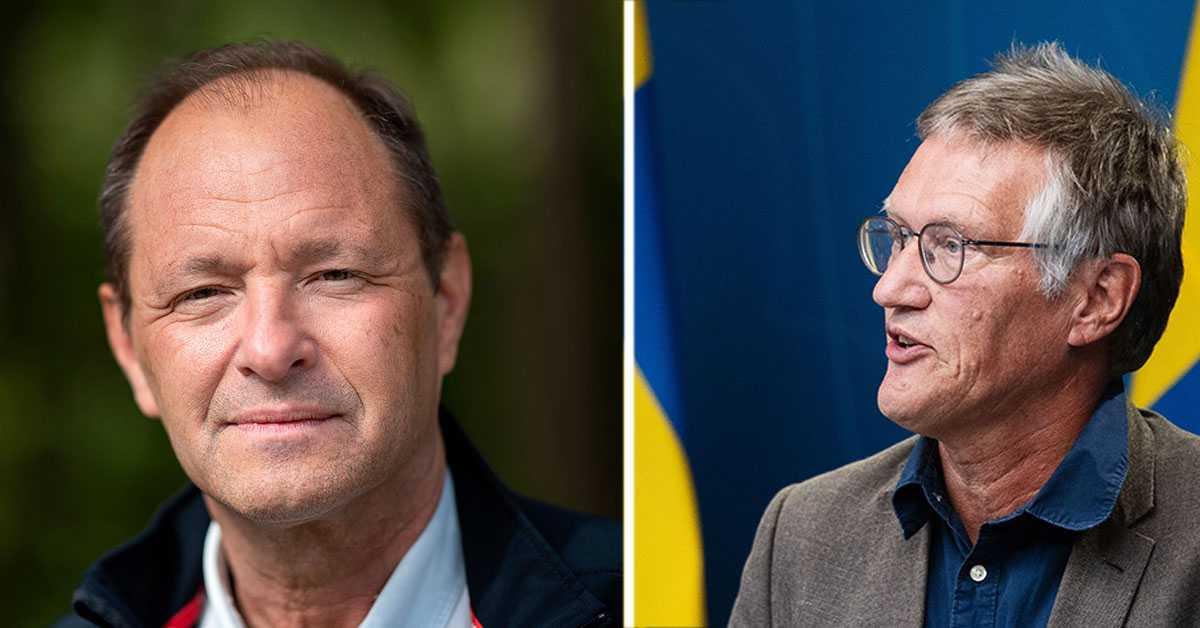 Tegnells känga till Björn Olsen: Inte fått något underlag