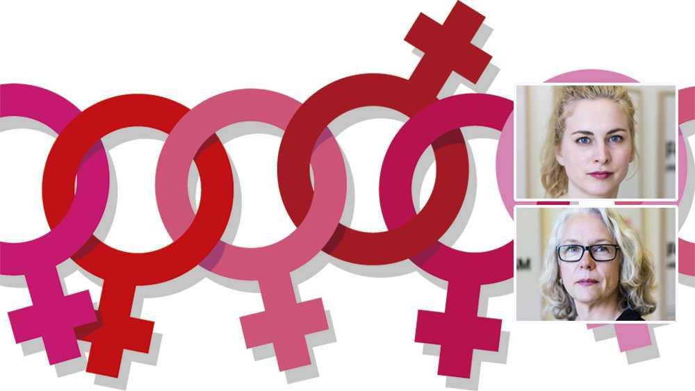 Det är hög tid att kvinnor med olika bakgrund, åsikter och erfarenheter kommer samman för att möta dagens backlash mot kvinnors rättigheter, skriver Clara Berglund, generalsekreterare och Anna Giotas Sandquist, ordförande för Sveriges Kvinnolobby