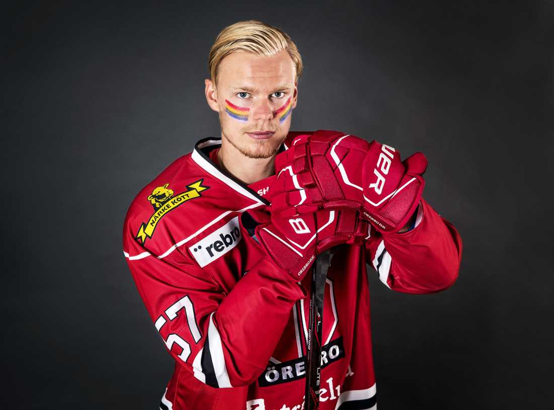 Christopher Mastomäki, Örebro HK.