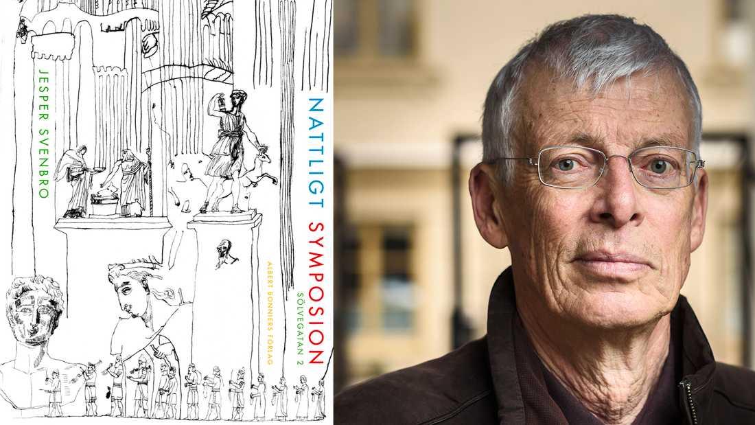 Jesper Svenbro (född 1944) är lyriker och klassiker med litteraturvetenskaplig inriktning.