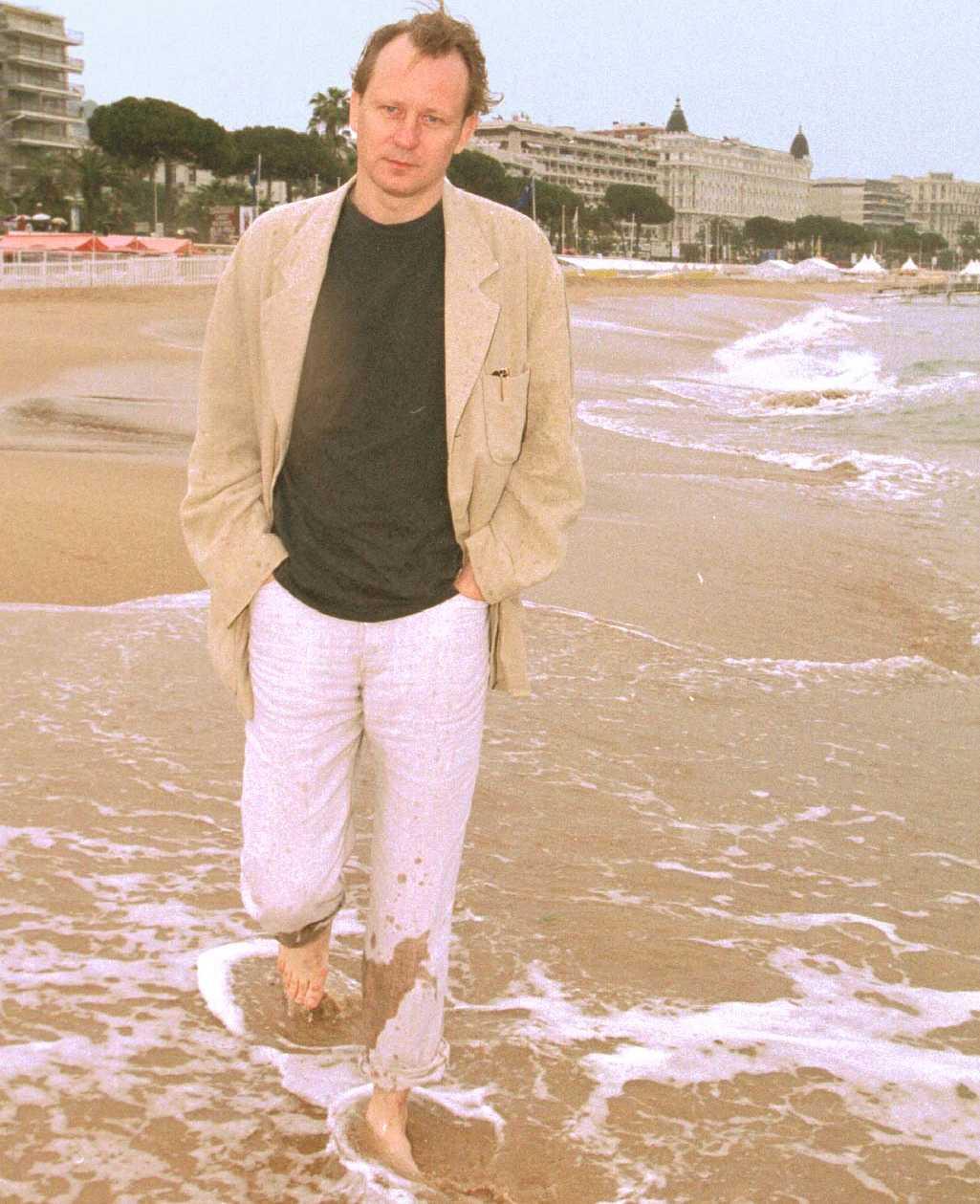 Stellan Skarsgård i Cannes 1996.