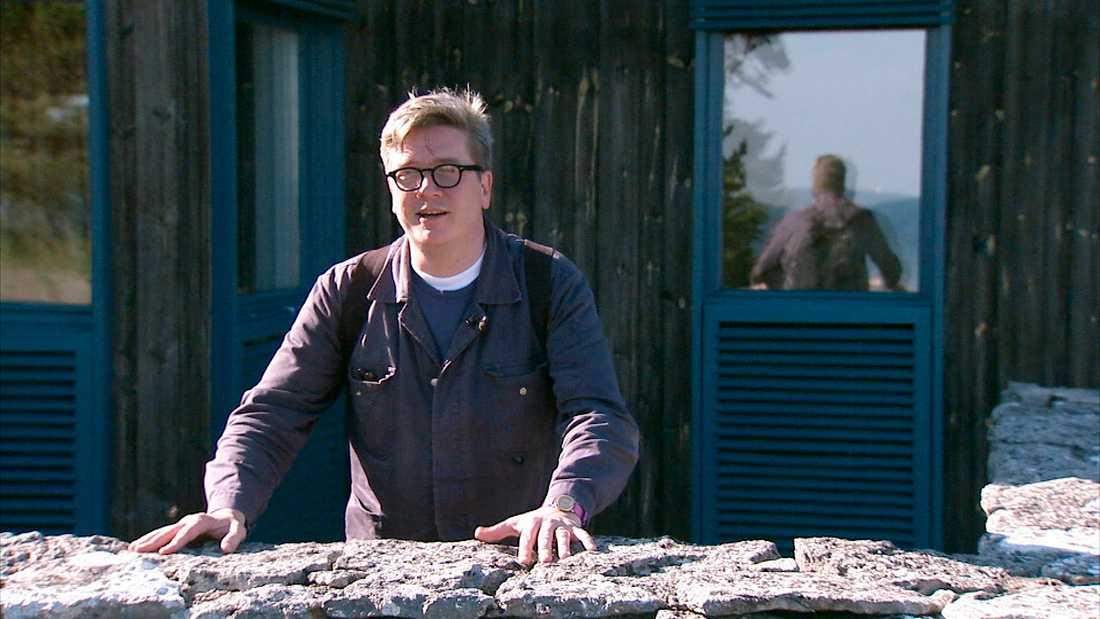 "Tomas Alfredsson var med i ""Bergmans video""."