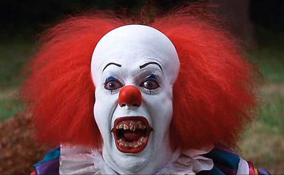 Clownen Pennywise.