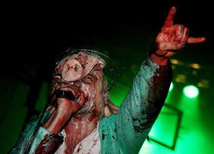 Mayhem är aktiva än i dag. 2006 gjorde bandet en skandalartad spelning i Hultsfred där norrmännen bland annat hade med sig döda djur upp på scen.