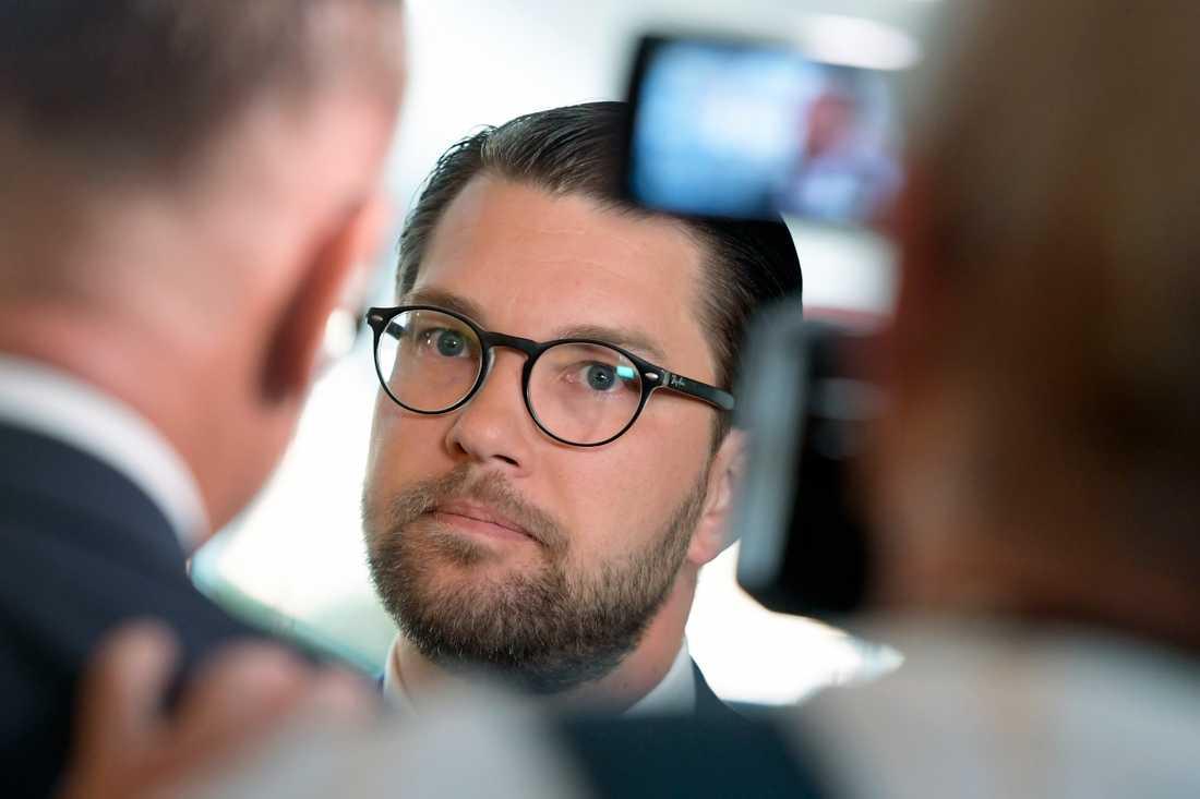 Jimmie Åkesson (SD).