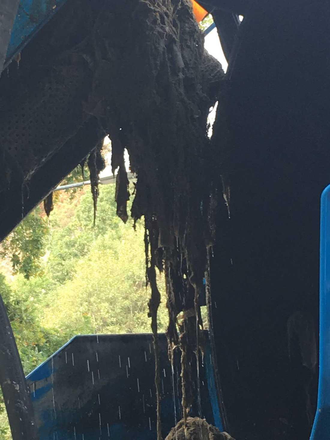 Pumpstationer måste rensas från felaktigt nedspolat skräp varje vecka, enligt Kungsbacka kommun.