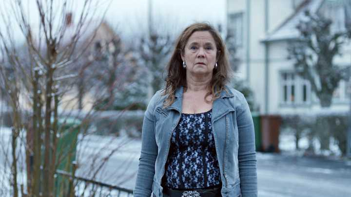 """Pernilla August i """"Allt jag inte minns""""."""