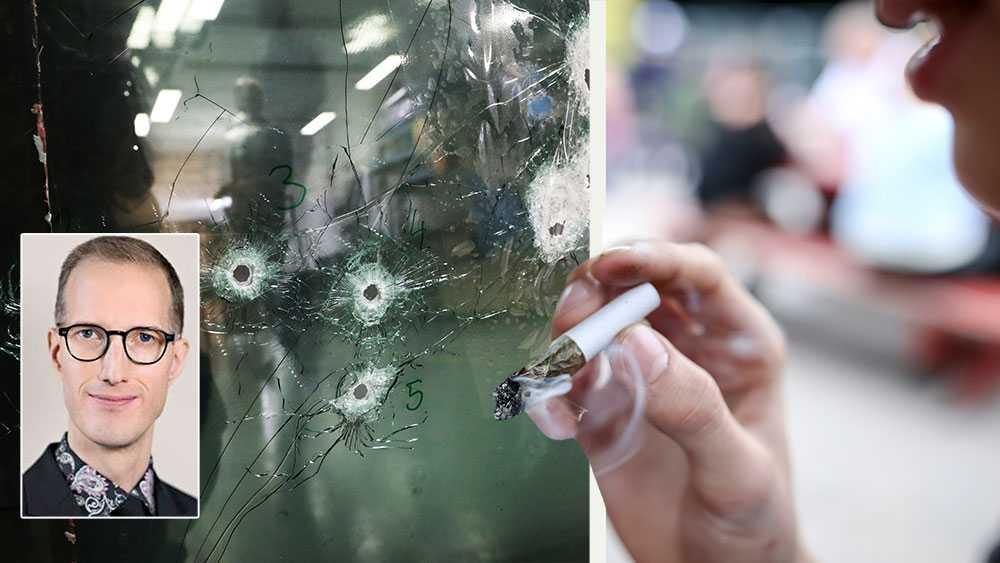 Varken krogarna, socialtjänsten och polisen kommer att nå fram till målet utan att efterfrågan samtidigt minskar. Så länge det finns stockholmare som köper knark i den stora omfattning som vi ser kommer våldet att fortsätta, skriver Jan Jönsson (L).