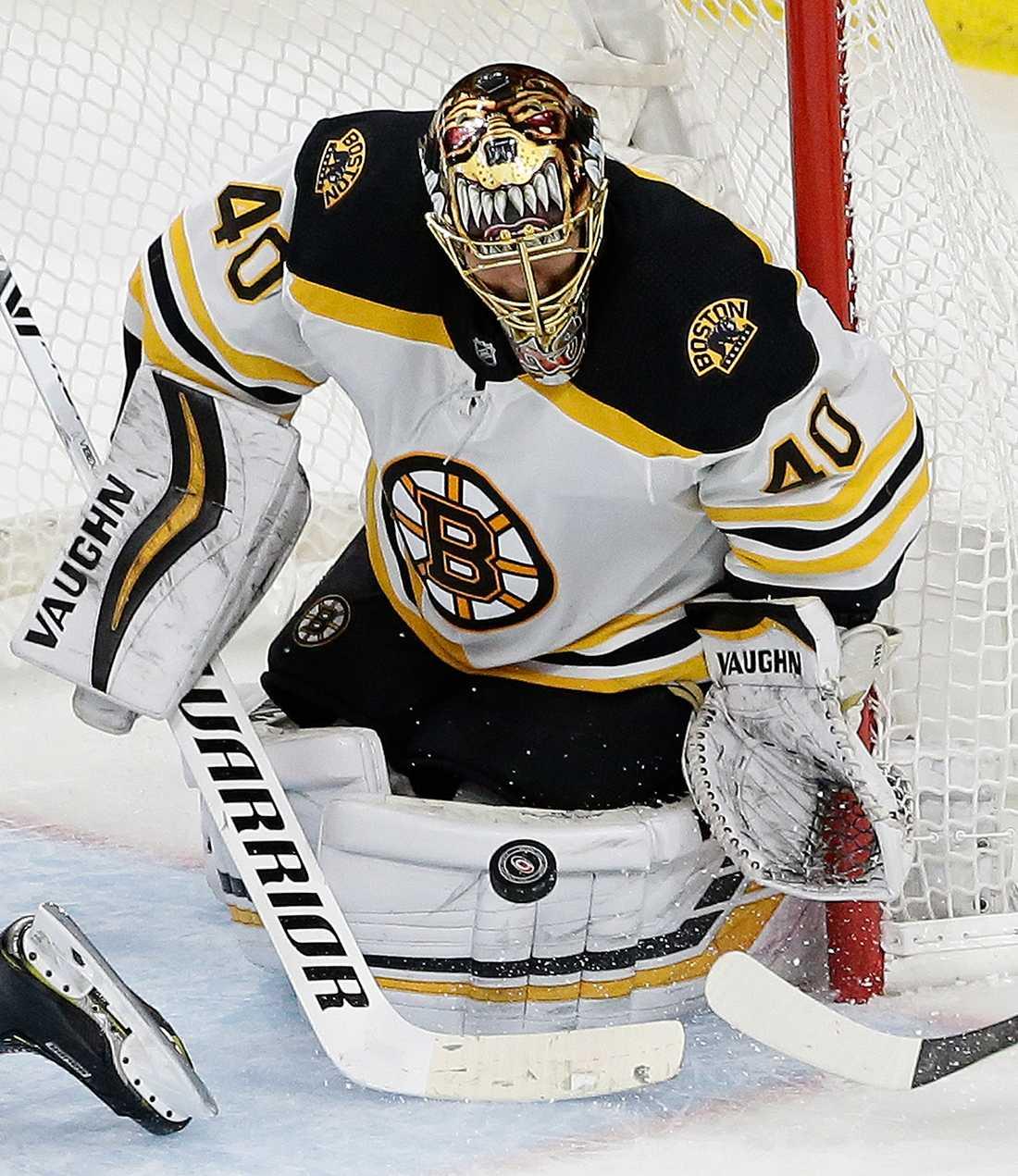 Tuukka Rask storspelade i Bostons mål