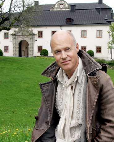 """Stefan Sauk är programledare för """"Riket""""."""