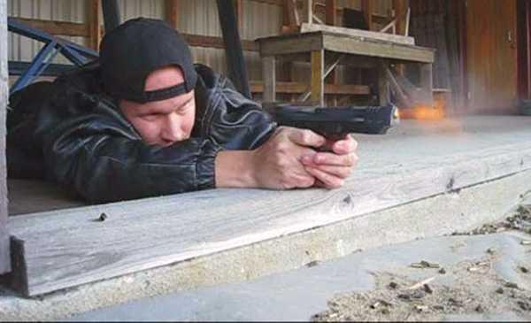 Våldskultur? 2008 sköt Matti Saari ihjäl tio personer på en skola i Kauhajoki.