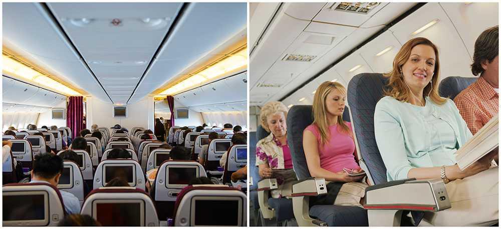 Så får du bästa sittplatsen på flyget.
