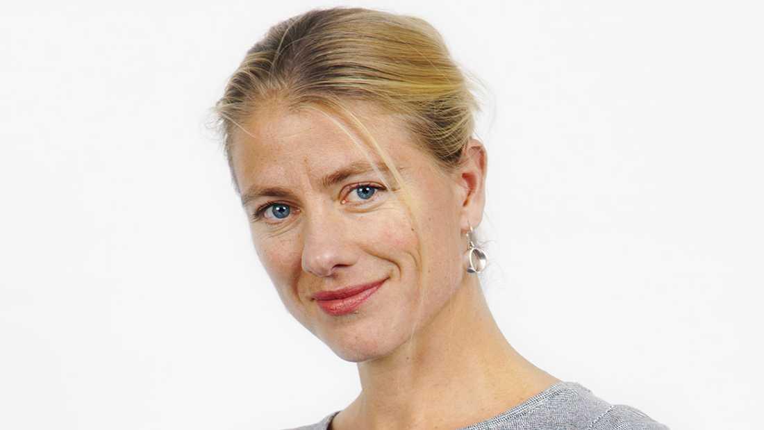 Emma Cronberg, huvudskyddsombud i Stockholm.