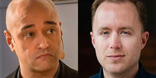 Ola Wong och Viktor Barth-Kron överger sina tidigare tidningar för Kvartal.