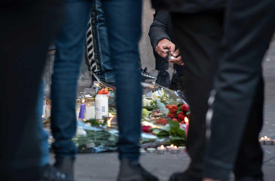 15-åriga Jaffar sköts ihjäl på Ystadsgatan i Malmö.