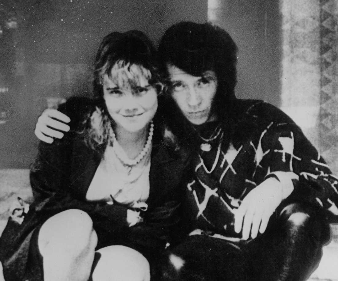Juha Valjakkala och Marita Routalammi kallades för 1980-talets Bonnie and Clyde.