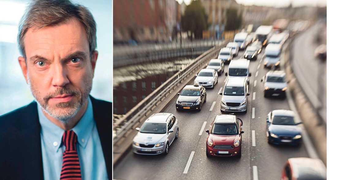 Intäkterna från regeringens nya bilskatt öronmärks inte för att skapa någon klimatnytta. Motormännen kommer aldrig att acceptera att mer skatt läggs på befintliga bilar, skriver Fredrik Daveby.