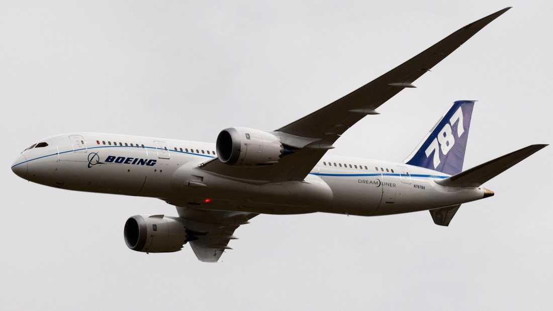 Boeing 787 är redan flera år försenad –och nya problem dyker upp hela tiden.