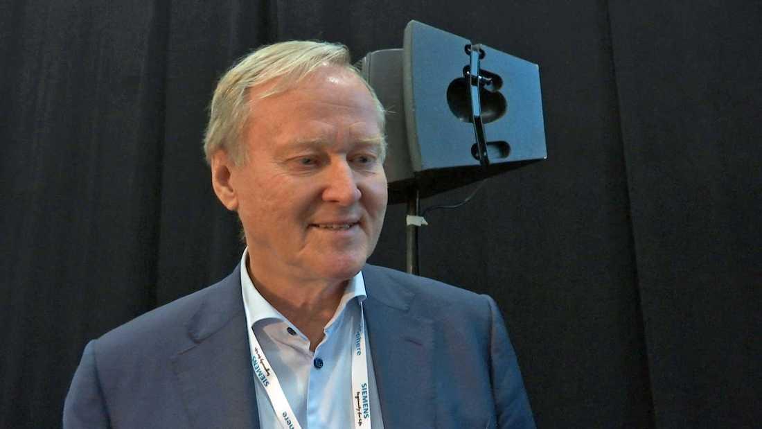 Svenskt Näringslivs ordförande Leif Östling tycker inte att han får mycket för skattepengarna.