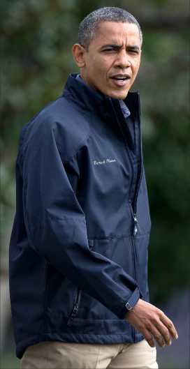 """""""Svenskarna"""" gillar inte presidenten  Barack Obama tog USA med storm inför valet 2008 och vann ganska enkelt mot John McCain. Men i städer med svenskklingande namn var han ingen favorit."""