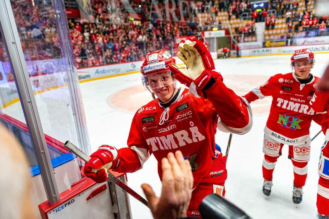Kinnvall lämnar Timrå, liksom Jacob Olofsson.