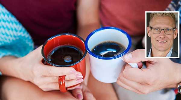 Att hälla ut en tredjedel av det omsorgsfullt odlade kaffet är ett rent slöseri. Så drick upp ditt kaffe – och bidra till att rädda det, skriver Lars Appelqvist.
