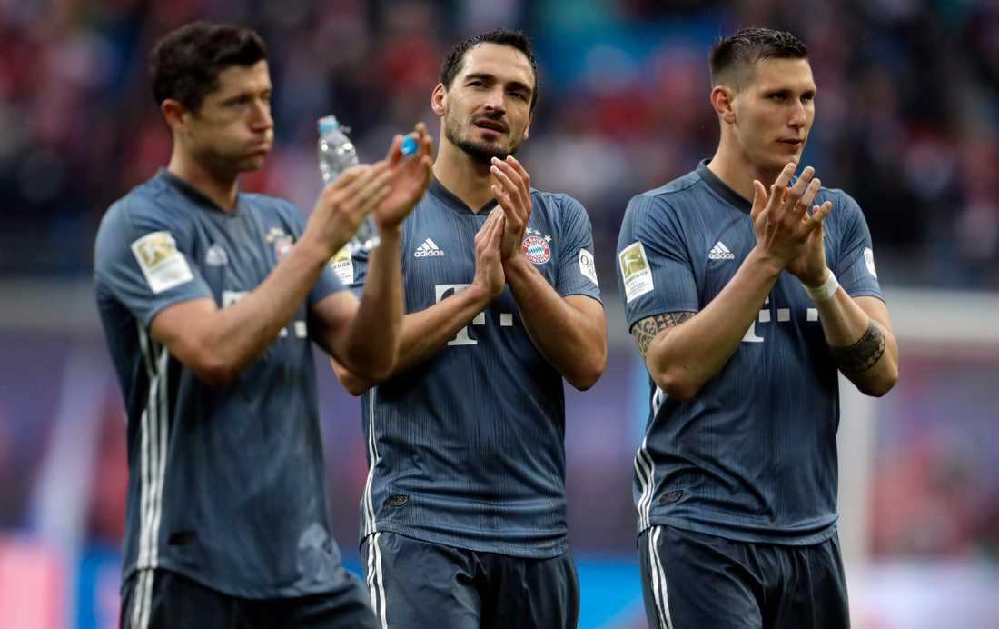 Mats Hummels lämnar Bayern München