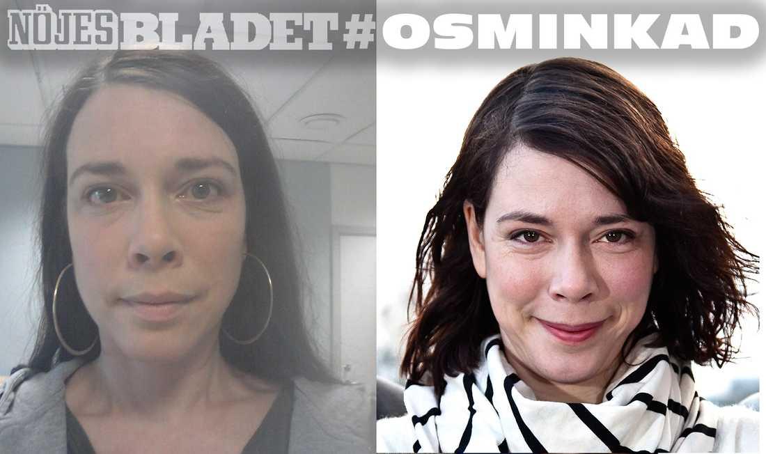 Åsa Avdic, SVT.