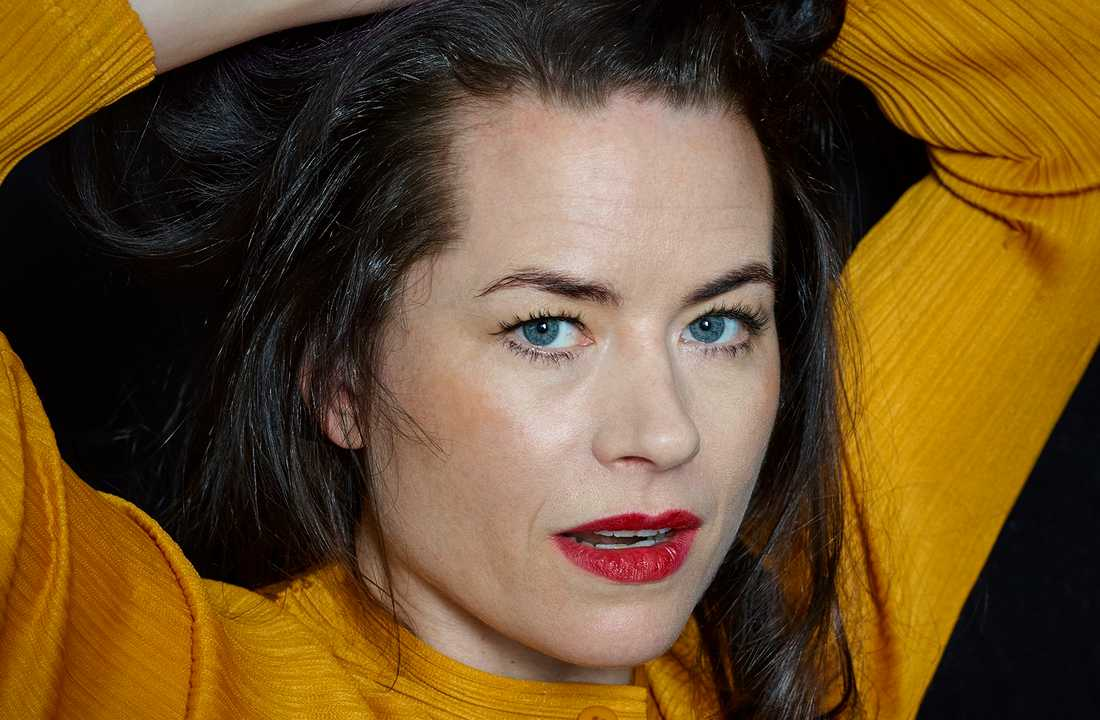 Tecknaren och författaren Liv Strömquist (född 1978).