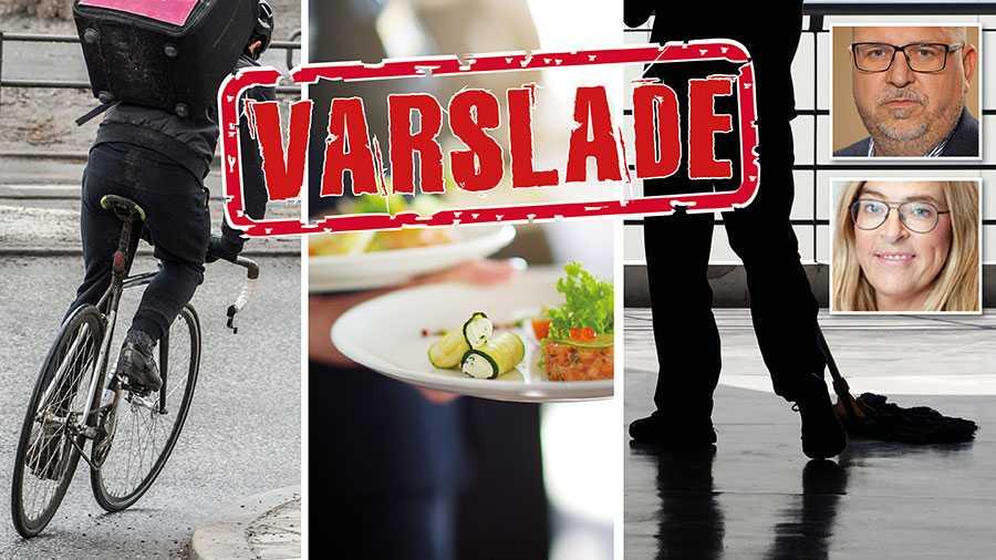 Coronaviruset har tvärbromsat Sverige. För många innebar tvärniten att de redan nu slungats ut i osäkerhet. Epidemin har ställt effekterna av den otrygga arbetsmarknaden i blixtbelysning, skriver Karl-Petter Thorwaldsson och Therese Guovelin.