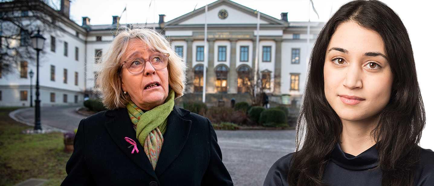 Läckbergs vårdcentral löser inte coronakrisen