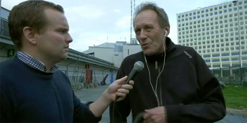 Här intervjuas Ove A Lindqvist av Åbytravets Kristofer Jakobsson. Där berättar han att det snart kan vara aktuellt med comeback efter den otäcka olyckan på Bollnästravet.