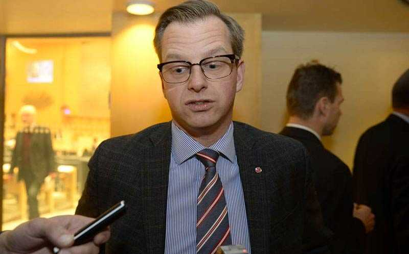 Socialdemokraternas gruppledare Mikael Damberg (S)