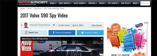 Foto: Skärmdump från Motorauthority.com – i länken i texten går det att se fler bilder.