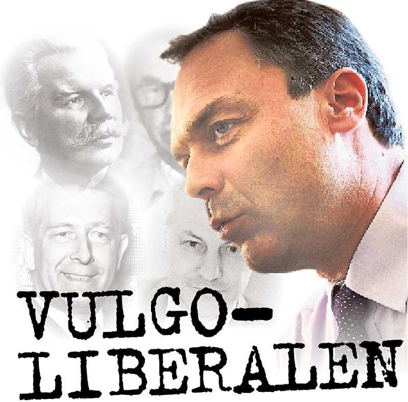 Folkpartiet har letts av namn som Karl Staaff, Bertil Ohlin, Gunnar Helén och Bengt Westerberg. Jan Björklund, kan bara ses som ett historiens felsteg.