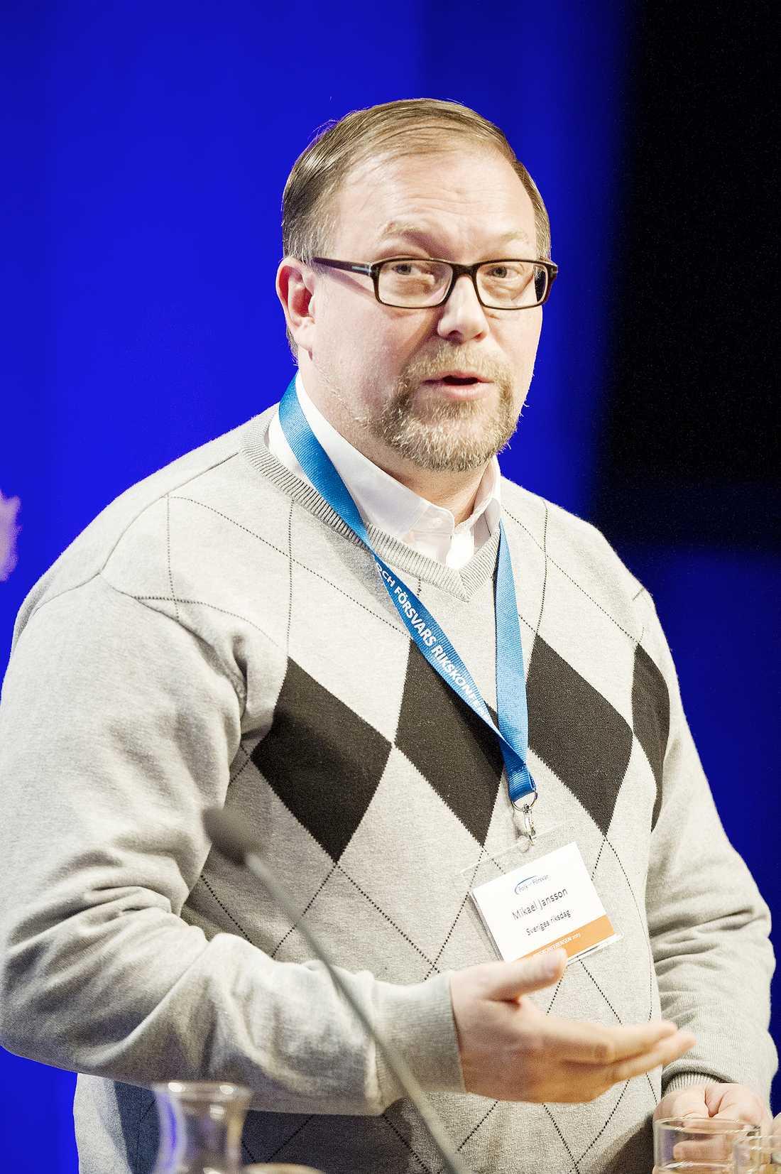 Mikael Jansson.