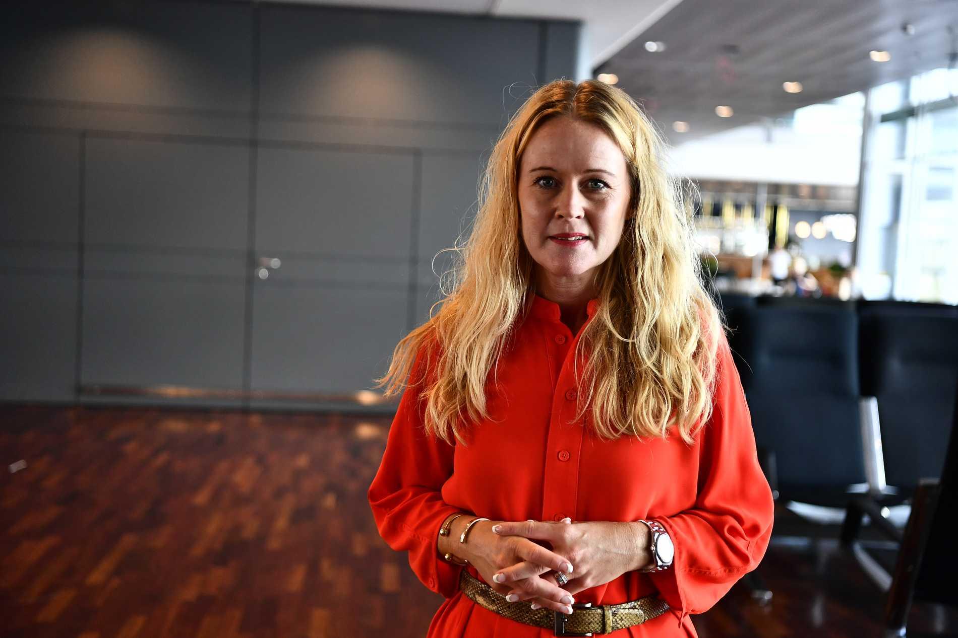 Jessica Enbacka, Nordenchef för Tui.