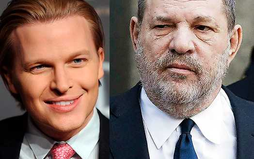 Ronan Farrows bok om nu sexdömde Harvey Weinstein ger oss både korrupta maktspelare, fala agenter, sjaskiga spanare, pressade vittnen och det fria ordets riddare, skriver Anna Andersson.