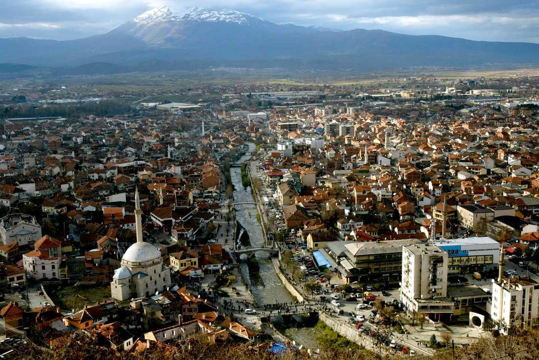 Prizren i Kosovo.