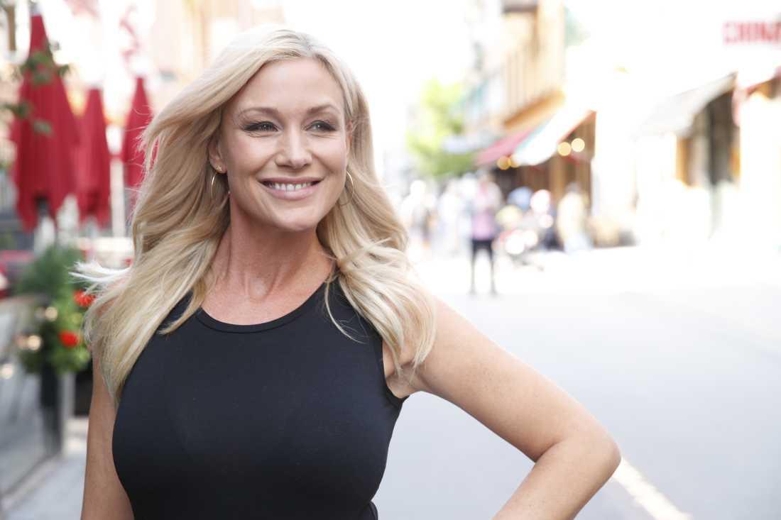 """Jessica Andersson blir ny programledare för """"Ensam mamma söker"""""""