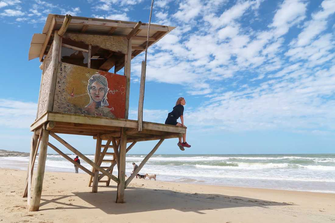 En av resorna ledde till Uruguay-