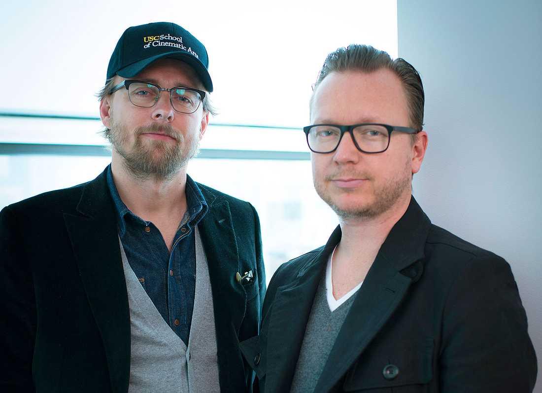 Joachim Rønning och Espen Sandberg.
