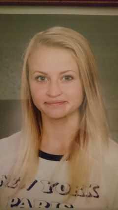 Tova Moberg blev bara 19 år.