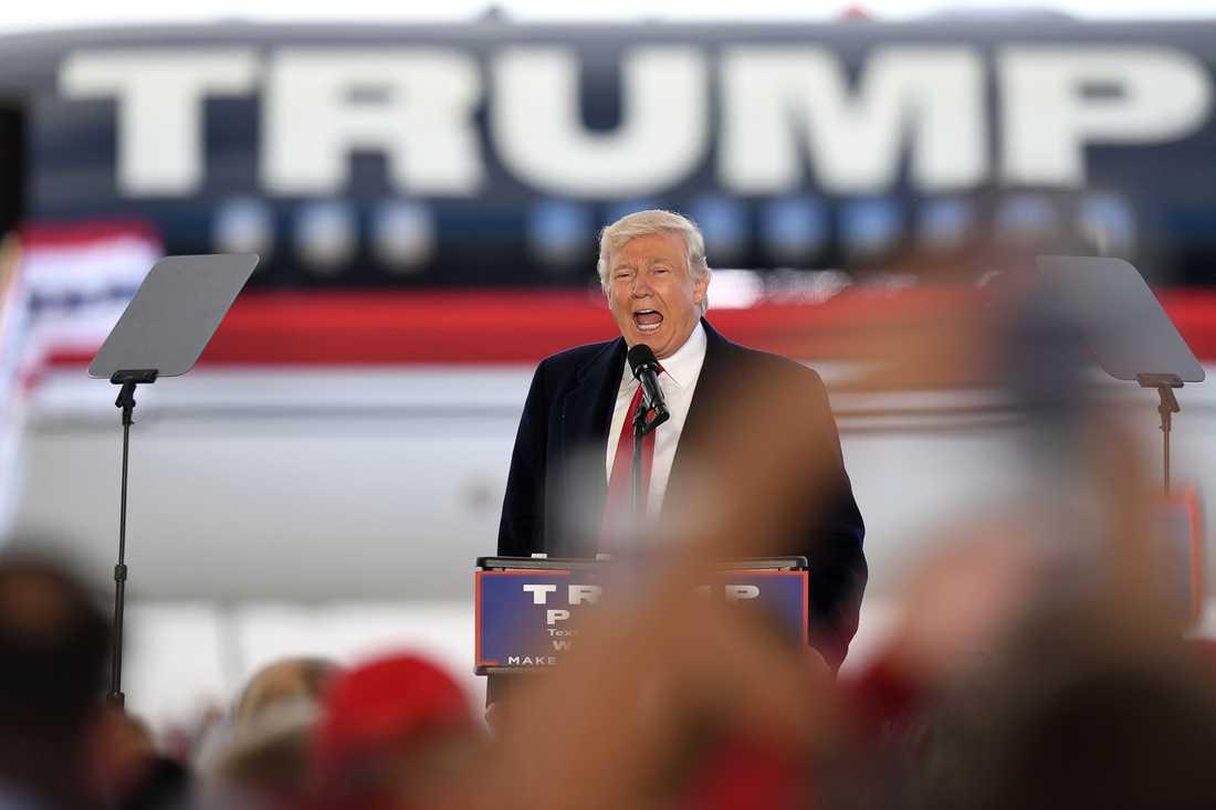 Donald Trump tillträder i januari som USA:s 45:e president.