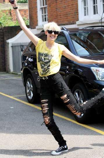 Modellen Agyness Deyn har de senaste året fått enorm uppmärksamhet för sin annorlunda och lekfulla stil.